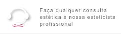 Esteticista profissional