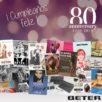 Sorteo 80 aniversario de BETER