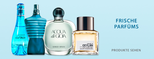 Frische parfüm